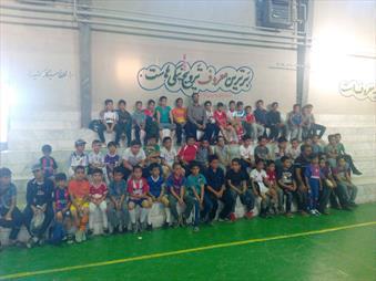 برگزاری جشنواره فرهنگی ورزشی در شهباز