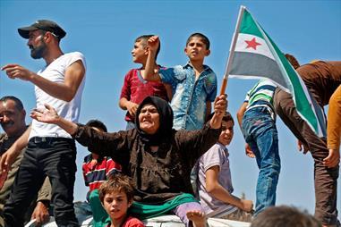 تراژدی انسانی در «ادلب»/دروغ ترامپ برای ضربه به نشست تهران
