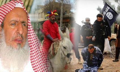 ماجرای همدستی با وهابیت و تروریست ها به اسم عیدالزهرا