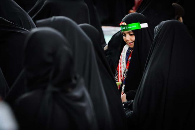 تصویری/محمود کریمی شب سوم محرم (شور)