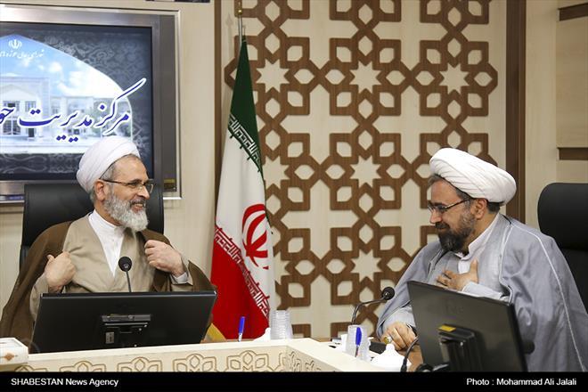 کلیپ/دیدار مسئولان ستاد هماهنگی  کانون های مساجد کشور با علما و مراجع