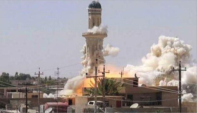 دستور داعش برای حذف نام پیامبر از مساجد