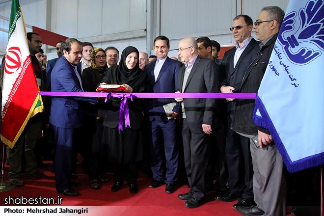 خبرگزاری شبستان - افتتاحیه چهارمین جشنواره مد و لباس فجر