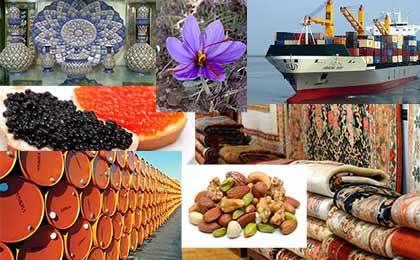 جزئیات صادرات غیرنفتی 9 ماهه سال 95 ایران