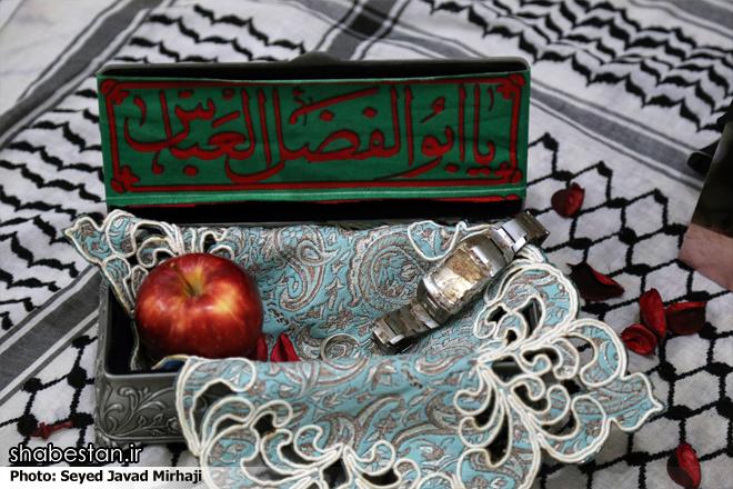 شهید سید احسان حاجی حتم لو