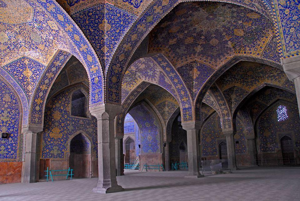توصیفی از مساجد اصفهان - خبرگزاری شبستان