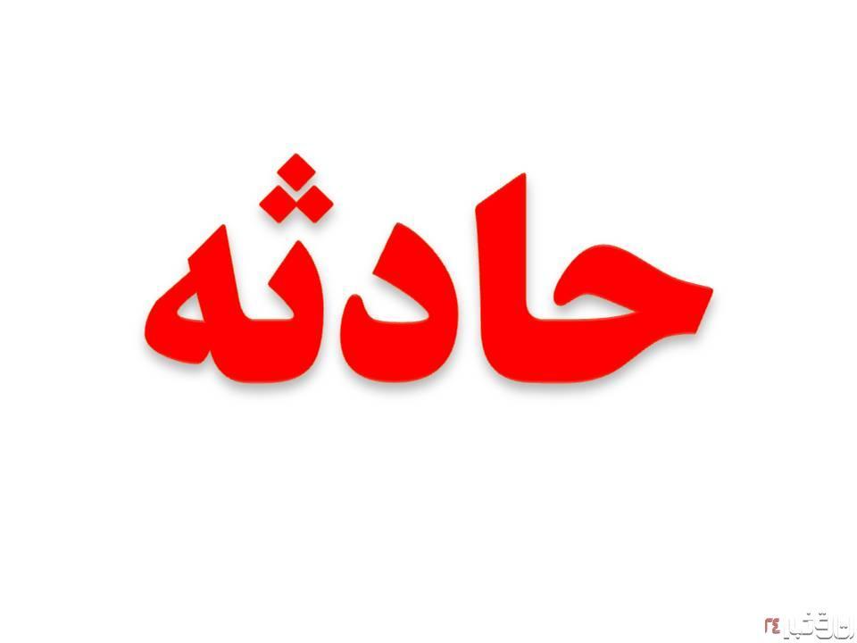 اتوبوس راهیان نور دانش اموزان لنگرودی در همدان دچار حادثه شد/ حال عمومی همه دانش آموزان خوب است