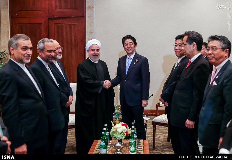 تاثیر حضور ظریف در توکیو بر سفر آبه به تهران