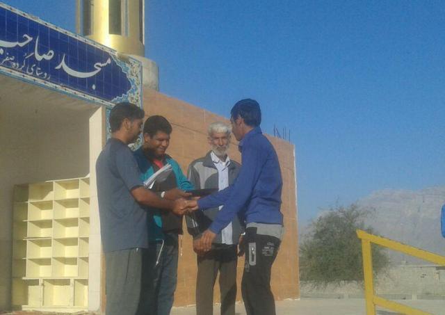 دومین دوره مسابقات دومیدانی ویژه کانون های مساجد منطقه شمیل برگزار شد
