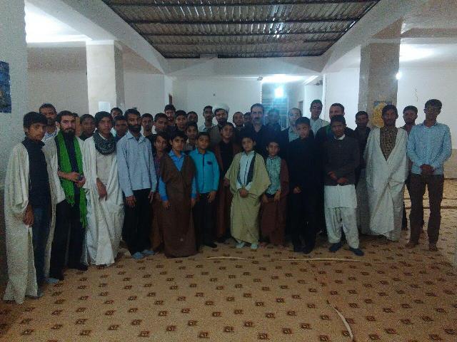 بازدید تیم بازرسی ستادعالی از دوره های حفظ کل قرآن کانون روستای کشپیری