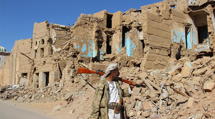 دیده بان حقوق بشر: ۴۱۲۵ غیرنظامی قربانی بمباران ائتلاف سعودی در یمن تاکنون