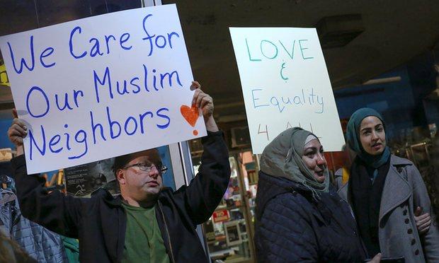 نگرانی مسلمانان از افزایش جاسوسی ها ی«اف بی آی»