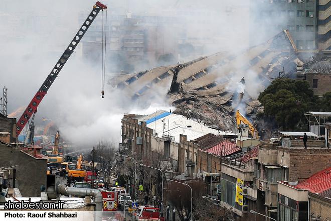 بی مسئولیتی شهرداری در پلاسکو خسارت زیادی به دولت وارد کرد