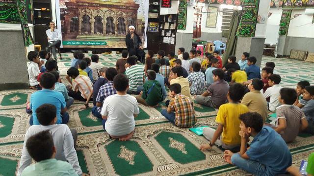 مسجد حضرت قائم(عج) بندرعباس برگزیده کشوری شد