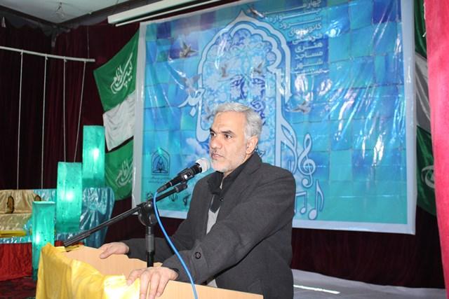ابراز خرسندی مسئولان نظام از برنامه های کانون های مساجد هرمزگان/روستای کردر در سال ۱۴۰۰ میزبان جشنواره سرود رضوی است