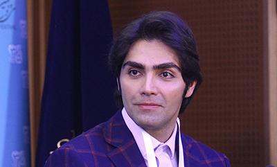 بیوگرافی و عکسهای شهاب شادابی بازیگر نقش داریوش در سریال نفس