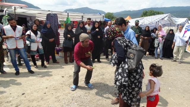 برنامه های فرهنگی و هنری در میناب اجرا شد