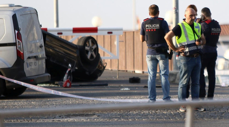 پلیس اسپانیا هویت عوامل اصلی حملات تروریستی را شناسایی کرد