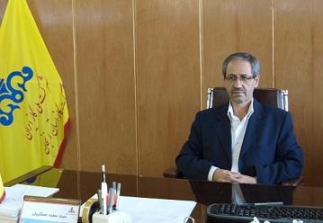 شمار همیاران گاز در زنجان به 123 هزار نفر رسیده است