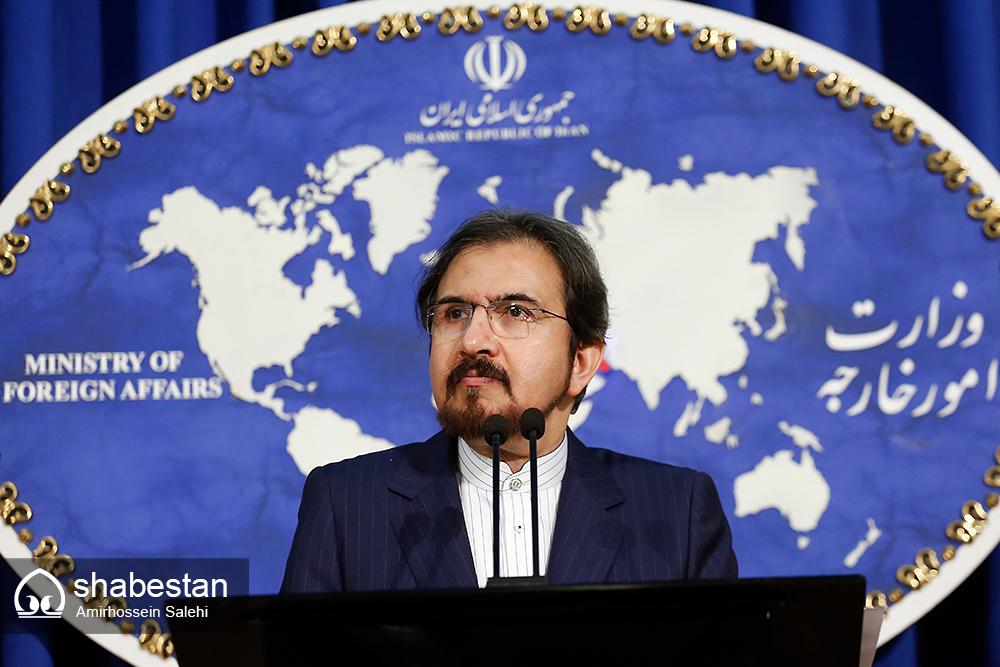 قاسمی: مایه تاسف است اتحادیه عرب ظرفیتهای خود را همچنان صرف اتهامات باطل میکند
