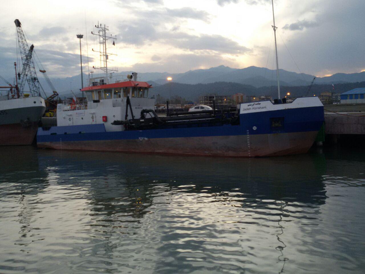 ترانزیت نخستین محموله کشور ترکیه از طریق بندر آستارا