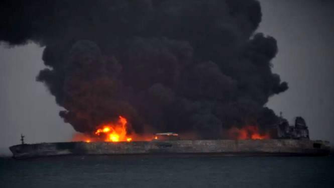 پیدا شدن دو پیکر جدید دیگر از نفتکش ایرانی