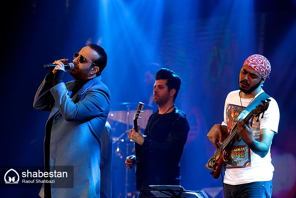 اولین شب سیوسومین جشنواره موسیقی فجر