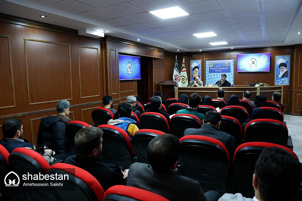 نشست خبری همایش ناجا و تمدن نوین اسلامی