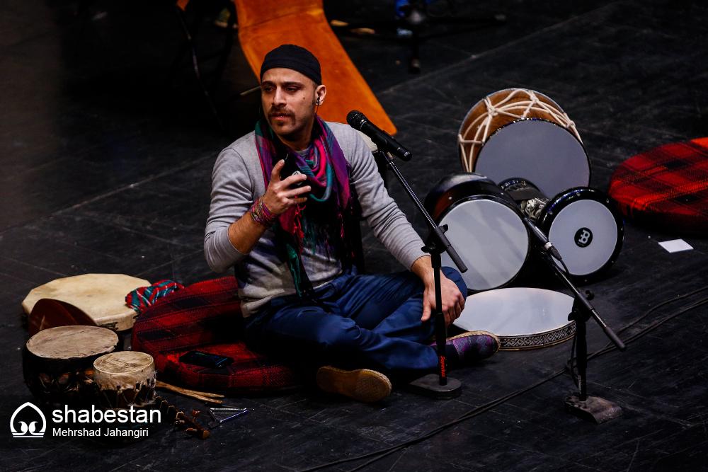 کنسرت گروه رستاک در جشنواره موسیقی فجر