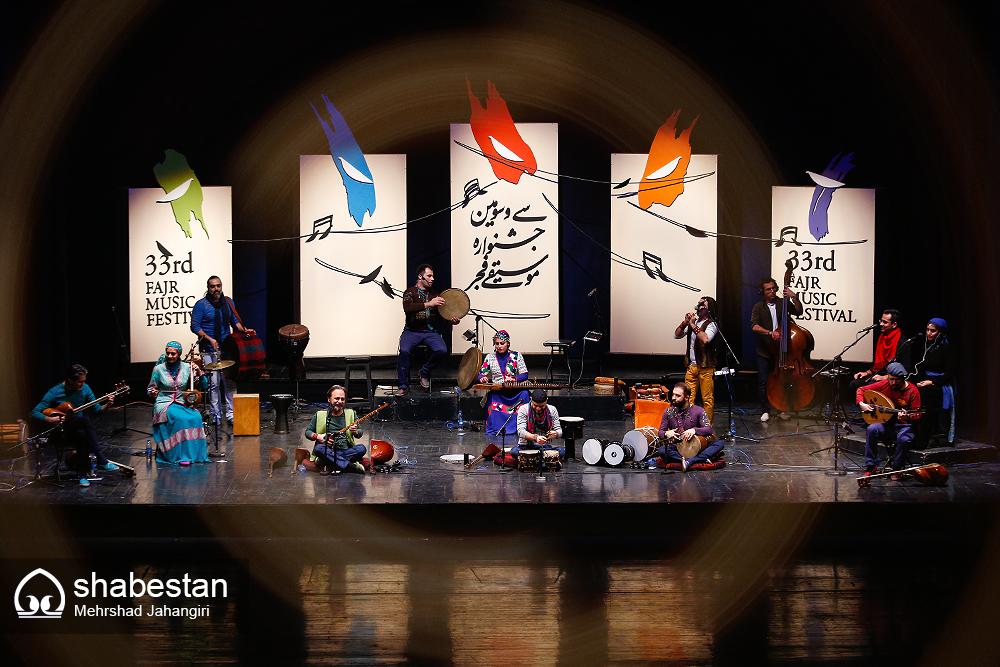 بازسازی مقام تنبور باستانی به یاد زلزله زدگان کرمانشاه