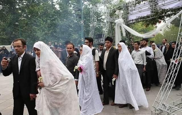 آغاز نام نویسی زوج های جوان دانشجوی عضو کانون های مساجد برای تشرف به مشهد