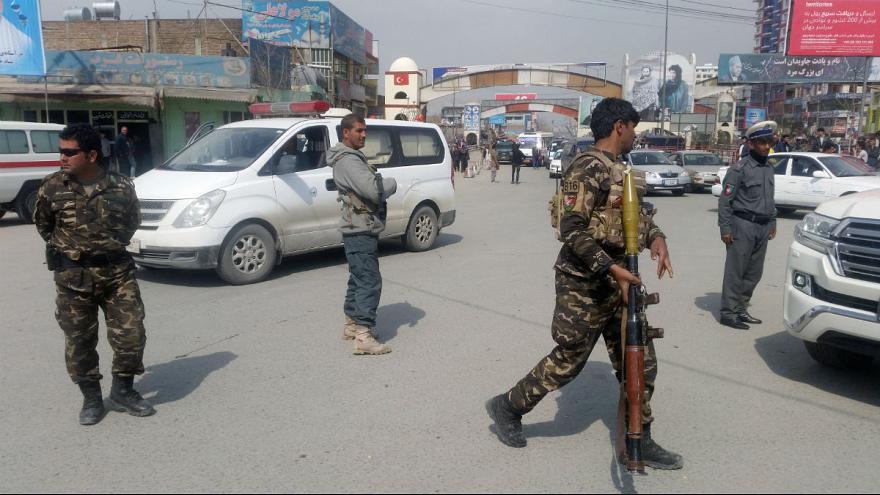 انفجار خودروی بمب گذاری در کابل/2 کشته تا کنون