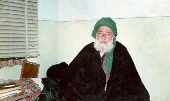آیت الله سید عبدالکریم کشمیری(ره)