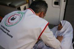 انجام کامل معاینات پزشکی کارکنان و زائران کرمانی حج 97