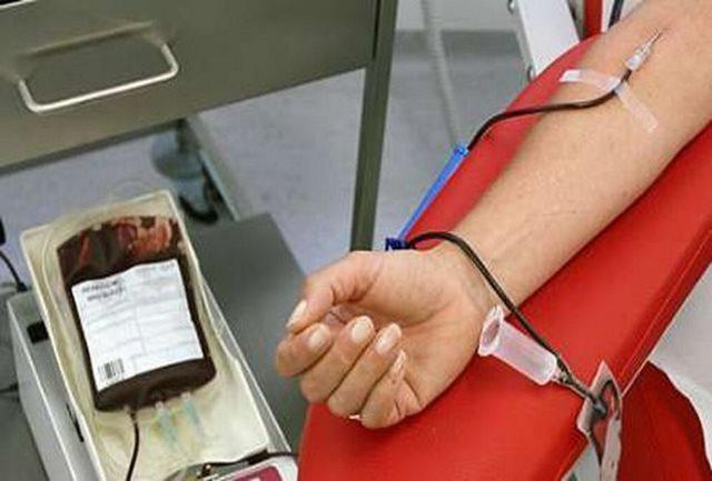 اهداء 18 هزار و 774 واحد خون توسط همدانی ها