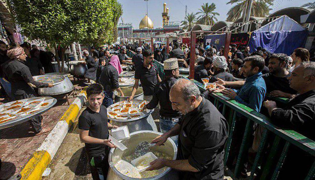 آمادگی پذیرش روزانه 10 هزار زائر اربعین در موکب «احمد بن موسی (ع)»