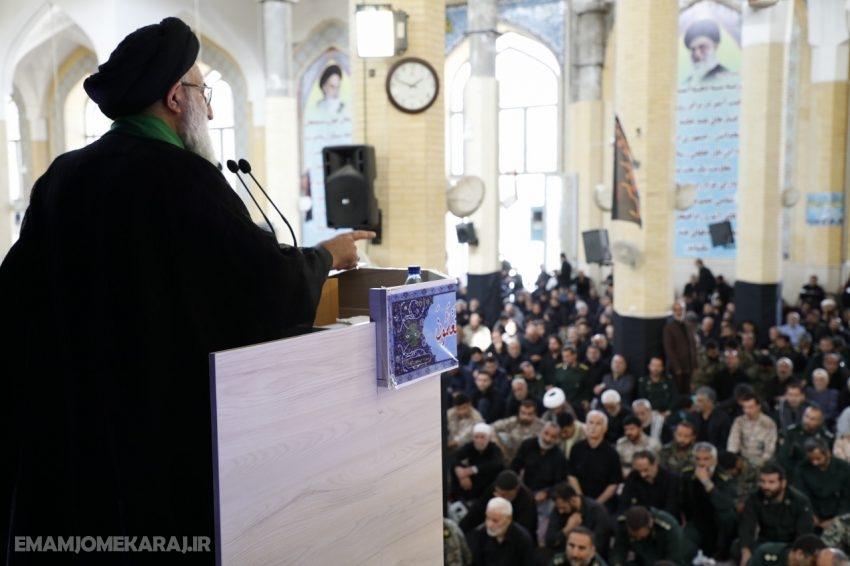 بصیرت ملت ایران مانع جدی رسیدن آمریکا به اهدافش است