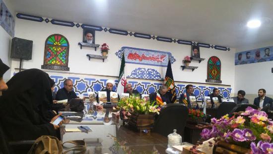 هم اندیشی پژوهشگران دفاع مقدس استان کرمان با تجلیل از چهره های شاخص برگزار شد