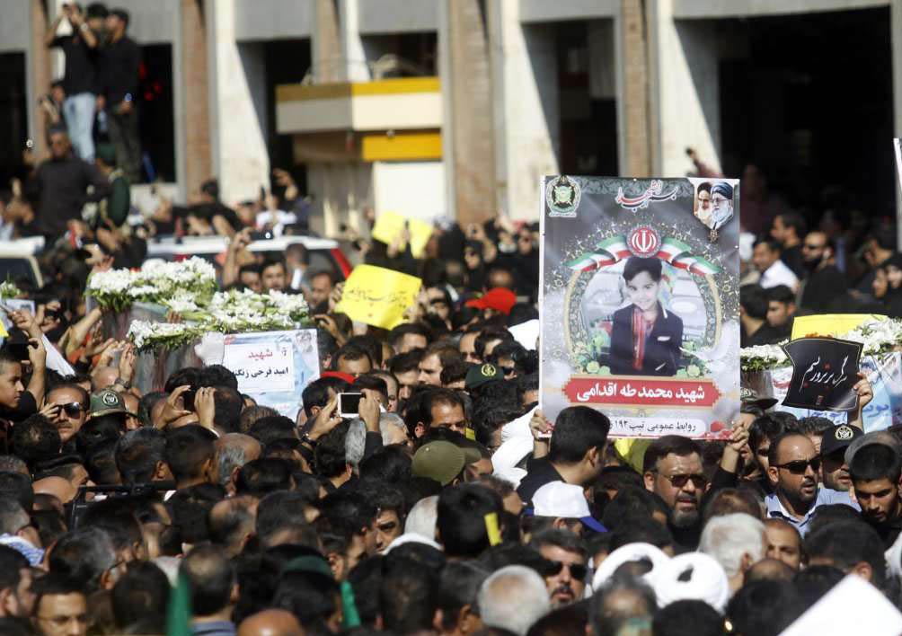 مجلس بزرگداشت شهدای حادثه تروریستی اهواز برگزار میشود