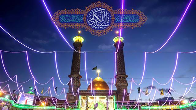جشنهای میلاد حضرت عبدالظیم(ع) در مساجد شهر ری برگزار میشود