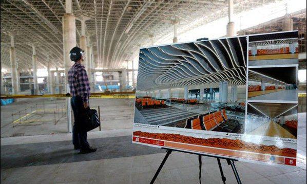 ترمینال «سلام» به بهره برداری می رسد/ نخستین پایانه هوایی هوشمند با ظرفیت سالیانه ٥ میلیون مسافر