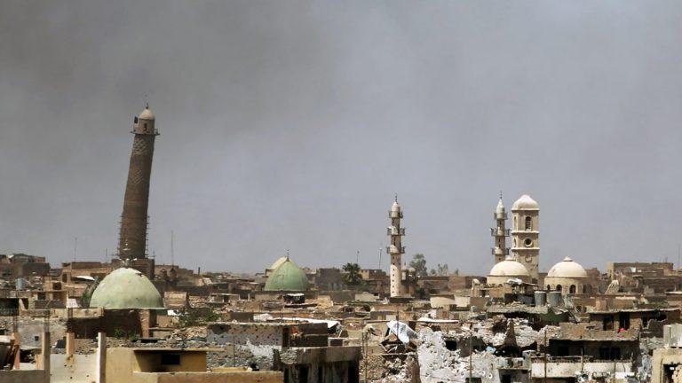 ساخت دوباره مسجد جامع «النوری» در موصل