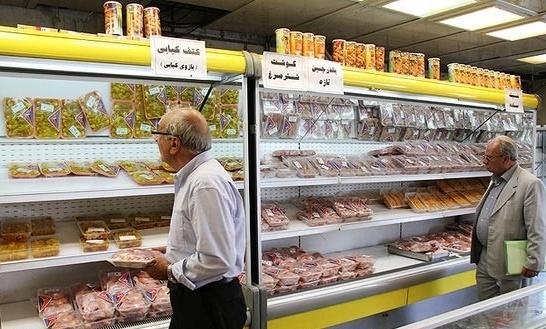 روند نزولی ادامه دار قیمت مرغ/ هر کیلو مرغ زنده کمتر از ۸ هزار تومان