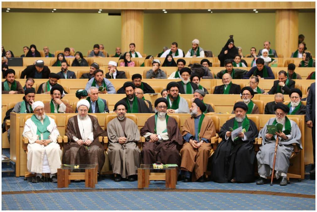 افزایش سادات در دنیا مصداق بارز آیات سوره کوثر/وجود بیش از 6 میلیون سادات شیعی و سنی در ایران