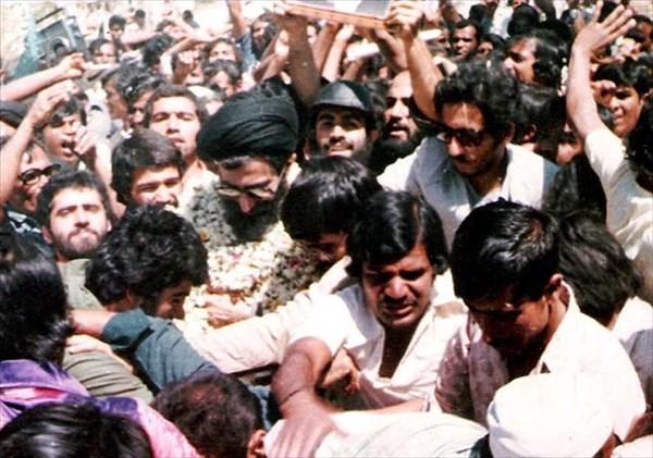 هویدا شدن توانایی رهبری آیت الله خامنه ای در سفر به پاکستان