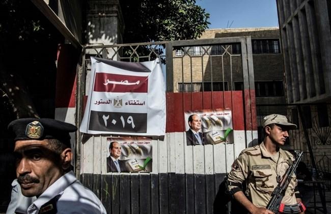«السیسی» تا 2030 بر مصر حکومت می کند