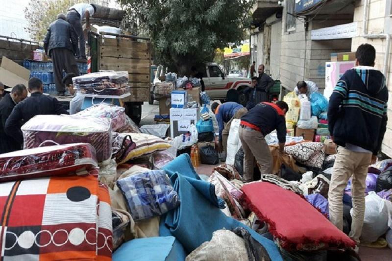 کمک قابلتوجه اهالی مسجد المهدی(عج) به سیلزدگان سیستان و بلوچستان