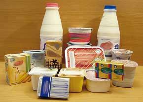 عرضه مستقیم محصولات لبنی با ۱۵ درصد زیر قیمت مصرف کننده