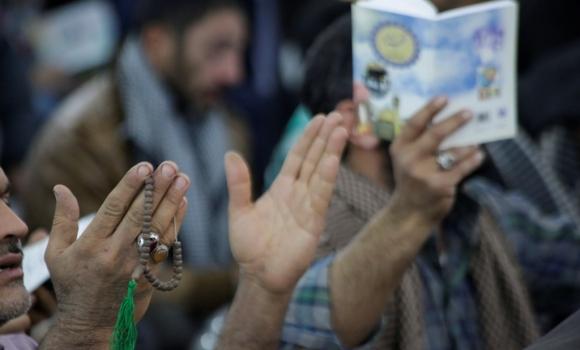 دعا برای فرج نوعی تجدید بیعت با امام زمان(عج) است