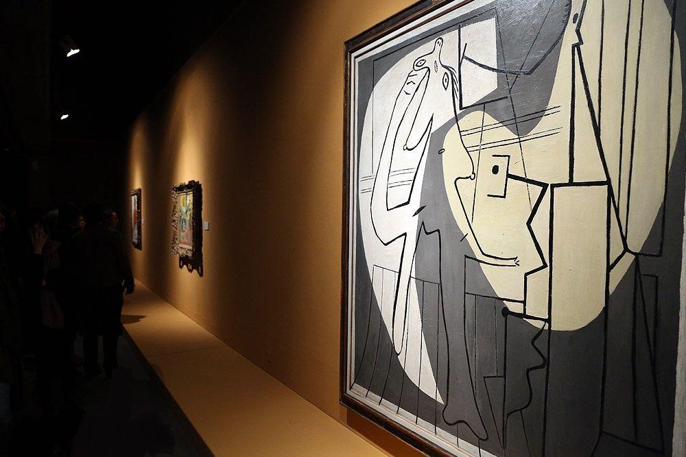 فضای حاکم بر هنرهای تجسمی ایران زمینه ساز کپی آثار هنری است